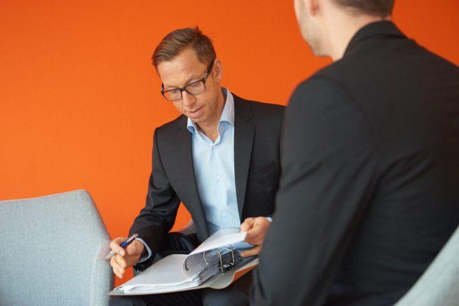 Analytisch in der Unternehmensberatung